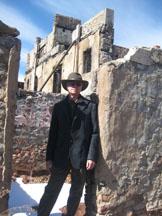 David at castle