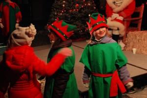 Cutest elves ever...
